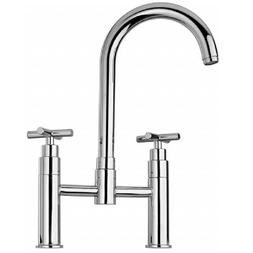 Paini Tubos Bridge Kitchen Mixer Tap